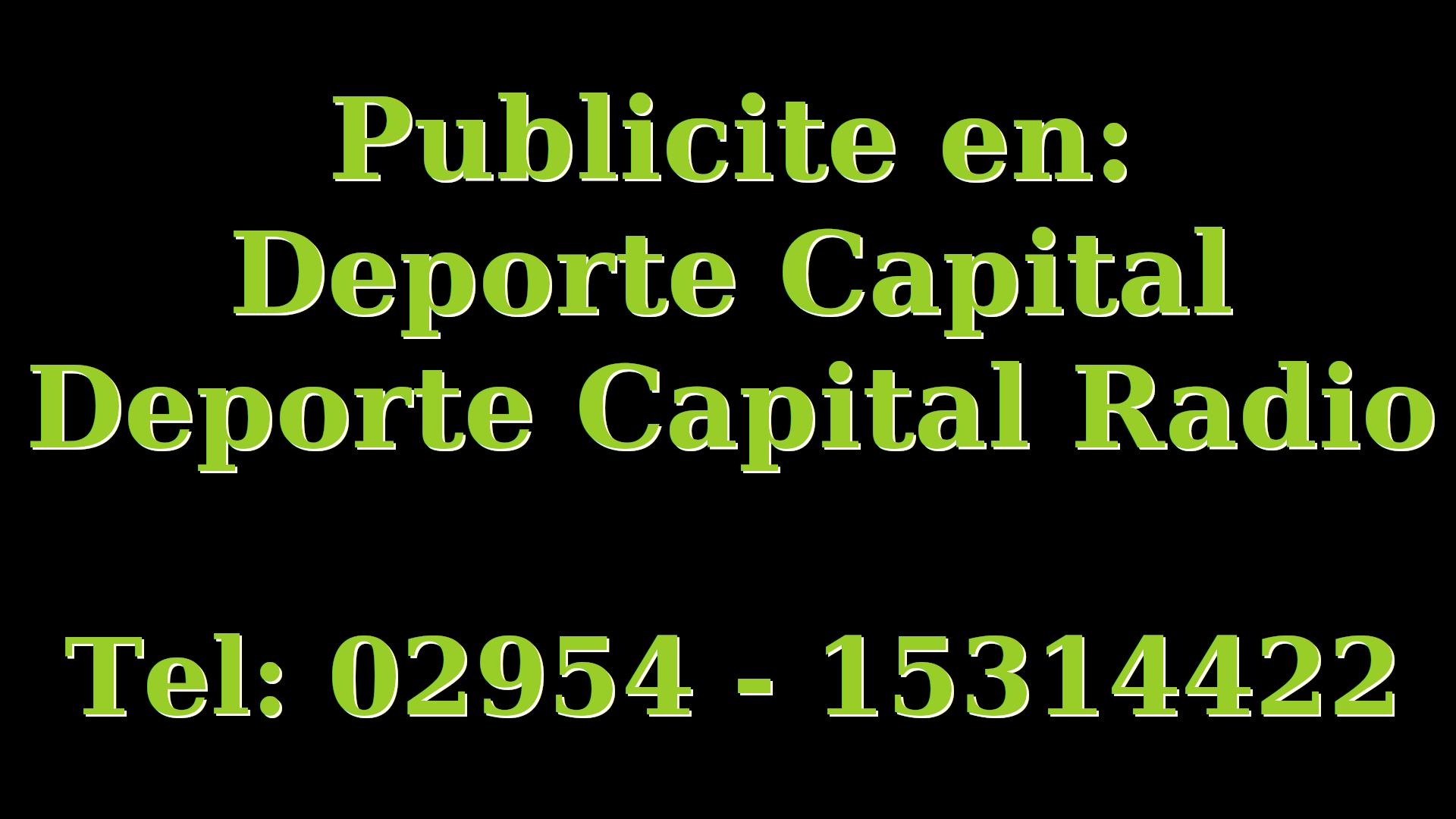 Publi Deporte capital