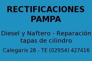 Pampa Rectificaciones - 300x200